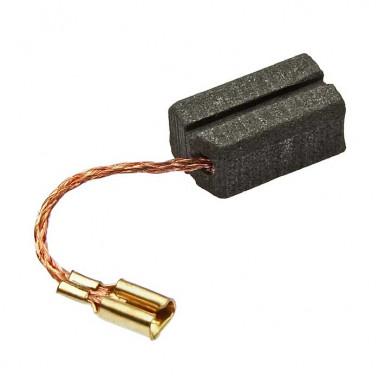 Щетка для электродвигателя brush 6.3x8x13 wire