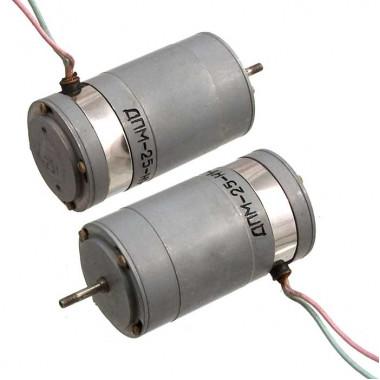 Электродвигатель DC ДПМ25-Н1-02